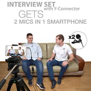 Dual Microphone Set-2