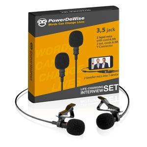 Dual Microphone Set