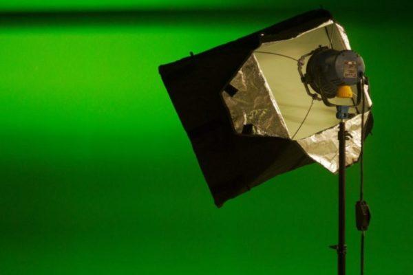light for youtube studio